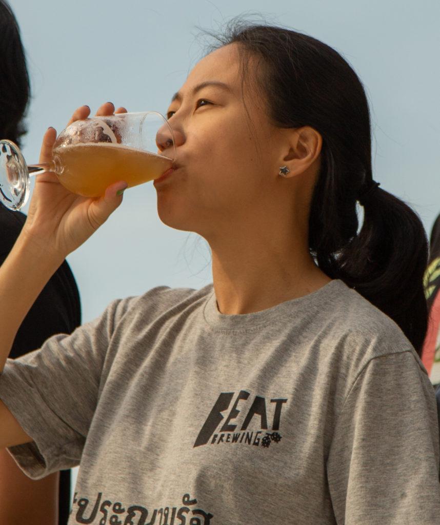 บะหมี่ Group B Beer