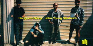 John Young Sandwich อัลบั้มความยาว 15 เพลง ของ Hariguem Zaboy ที่ไม่อยากให้คุณลืมความสนุกของดนตรีร็อก