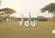 WHITE YOU กลัวแฟนเธอ ประกอบด้วย สมาชิกวง ภัทร นักร้องนำ จี มือคีย์บอร์ด และ มายด์ กีตาร์