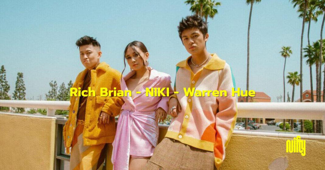 88Rising Rich Brian, NIKI และ-Warren Hue เรื่องราวของเด็กเอเชียนที่มีโอกาสได้ตามฝันในอเมริกา